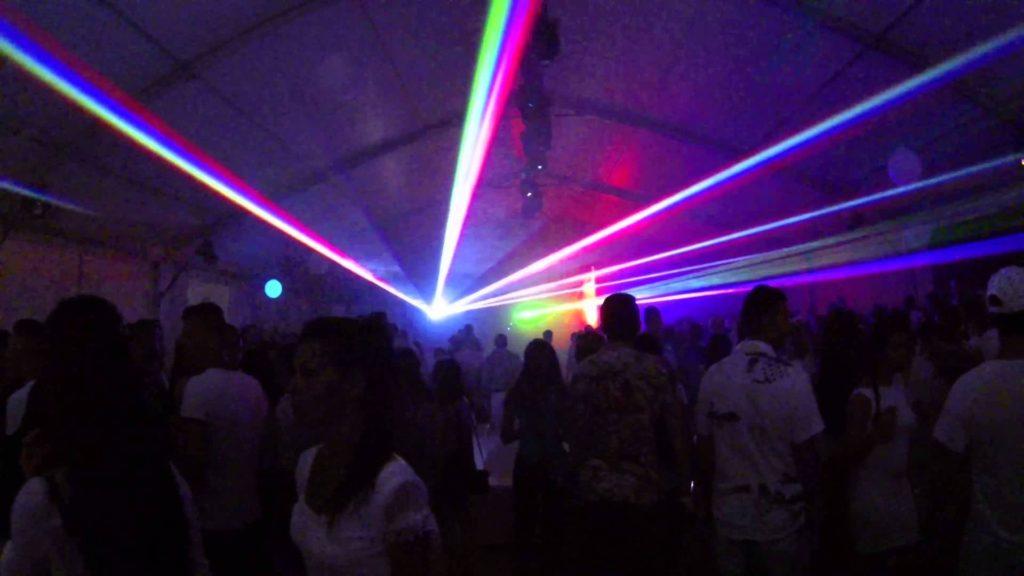 Laser 3.3w RGB THL3W
