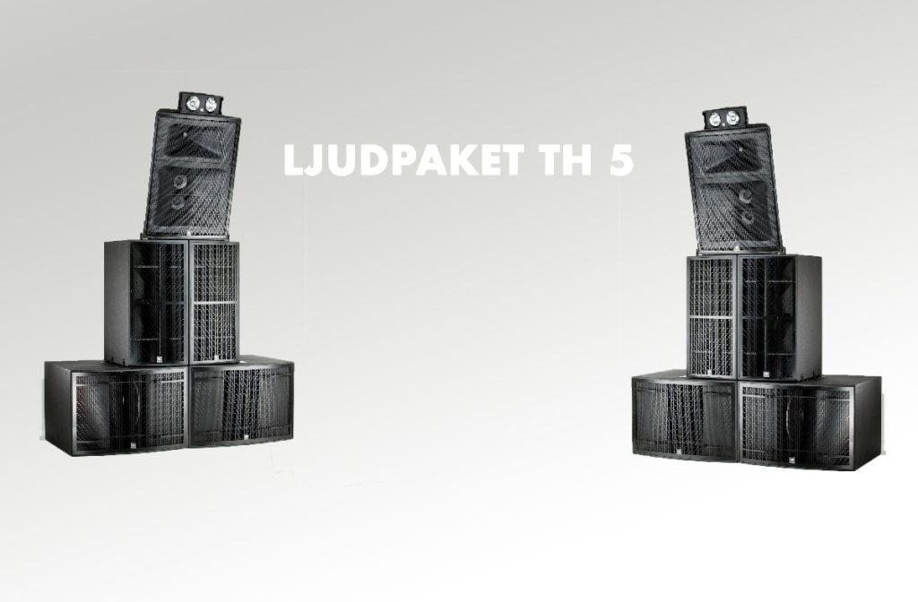 LJUDPAKET TH5