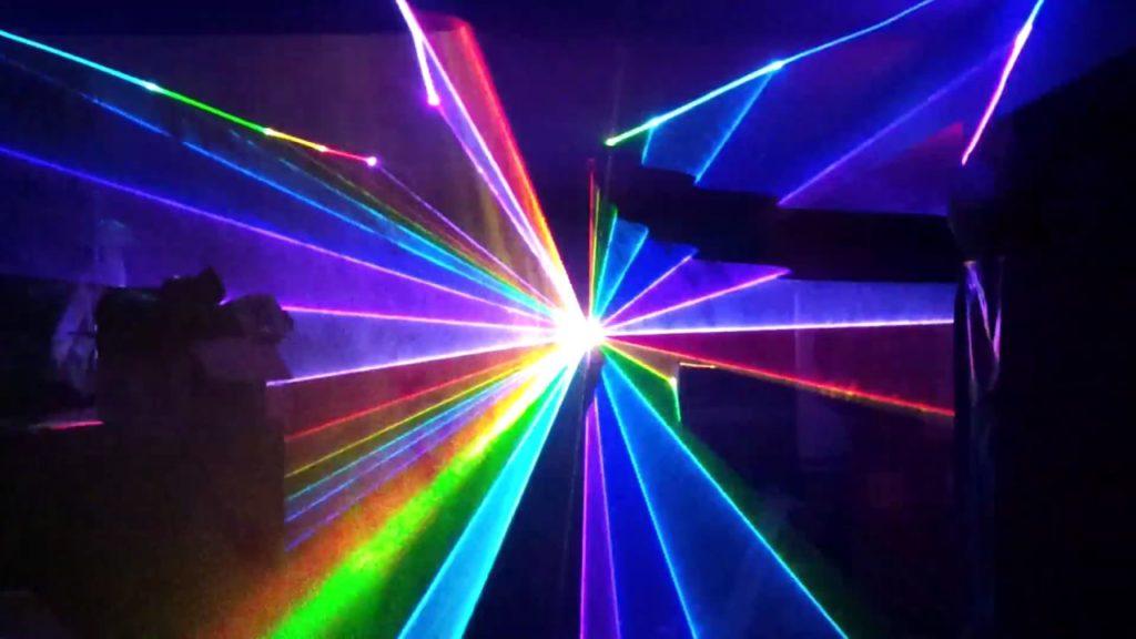 Laser 2000 RGB THL2W